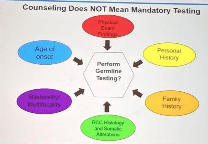 ASCO GU 2019: When to Obtain Genetic Testing for Syndromic Renal