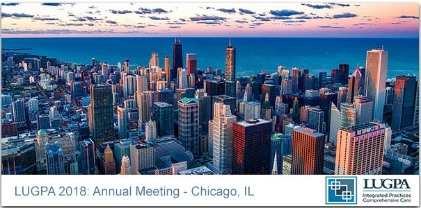LUGPA Annual2018 Chicago