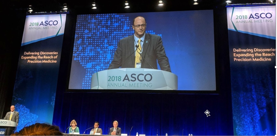 ASCO 2018: PROPHECY - A Prospective Trial of Circulating Tumor Cell