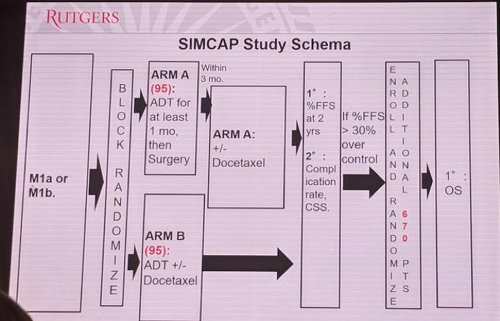 SIMCAP Study Schema