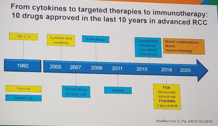 UroToday ESMO2018 Immune check point inhibitors in the platinum refractory setting of bladder cancer