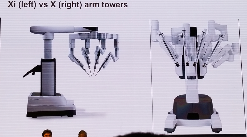 UroToday SIU2018 The Xi and X Intuitive robotic platforms