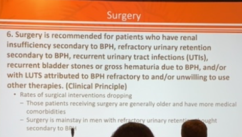 UroToday SUFU2019 BPH Guidelines 2