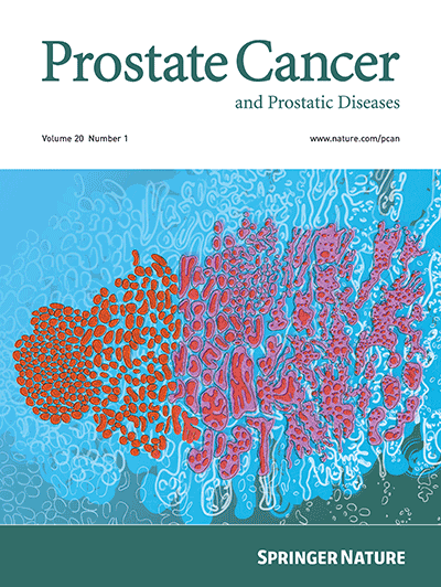 Prostate Cancer and Prostatic Diseases